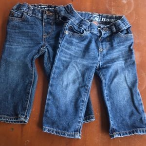 2 pairs TCP The Children's Place Straight leg